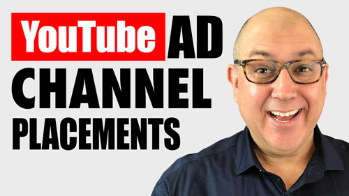 How To Target YOUTUBE AD CHANNEL PLACEMENTS With VidTarget
